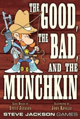 Munchkin: The Good the Bad and the Munchkin-0