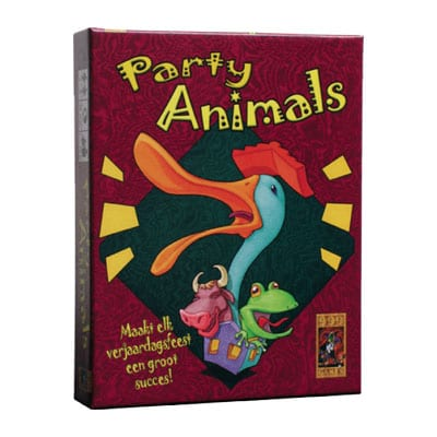 Party Animals 999 Games