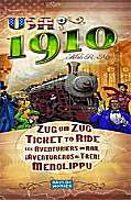 Ticket to Ride - 1910 (uitbreiding)-0