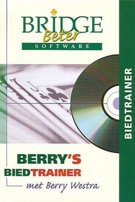 Alpha bridge b.v. - Berry's Biedtrainer - CD-roms