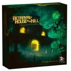 Betrayal at House on the Hill bordspel van Hasbro