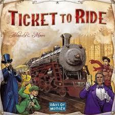 Ticket to Ride USA (NL)-0