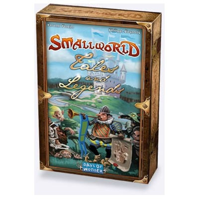 Small world: Tales and Legends (exp.)-0