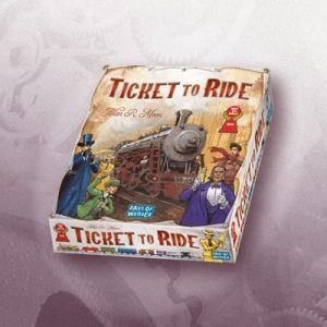 Ticket to Ride USA (ENG)-0