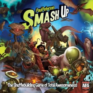 Alderac Entertainment Group - Smash up - Bordspel