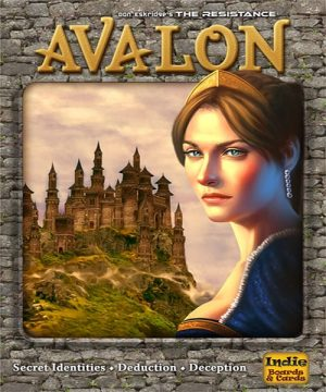 Avalon The resistance kaartspel