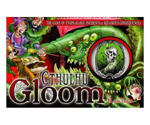 Gloom Cthulhu kaartspel Atlas Games
