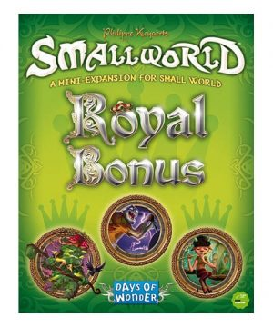 Smallworld uitbreiding Royal Bonus