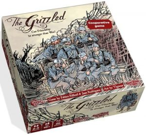The Grizzled kaartspel