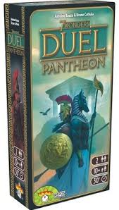 7 Wonders Duel Pantheon Exp.-0