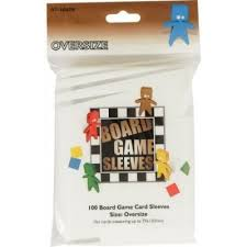 Board Game Sleeves Oversize 79x120mm-0
