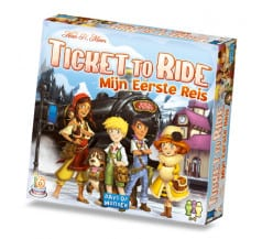 Ticket to Ride Mijn Eerste Reis-0