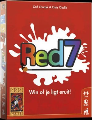 Red 7-0