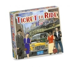 Ticket to ride New York-0