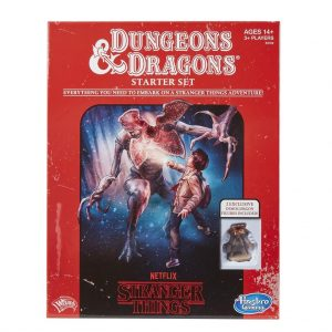 Dungeons and Dragons starterset Stranger Things-0